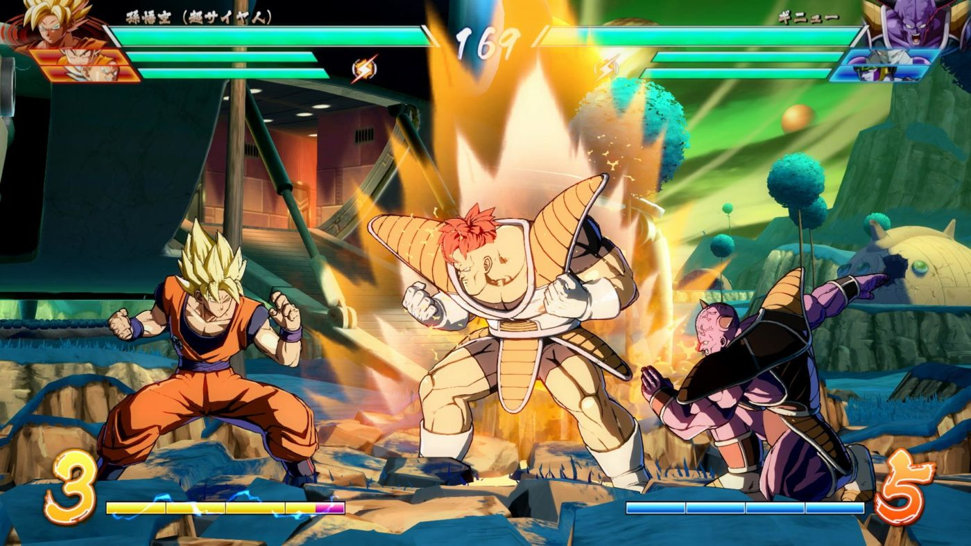 dragon ball fighterz november update