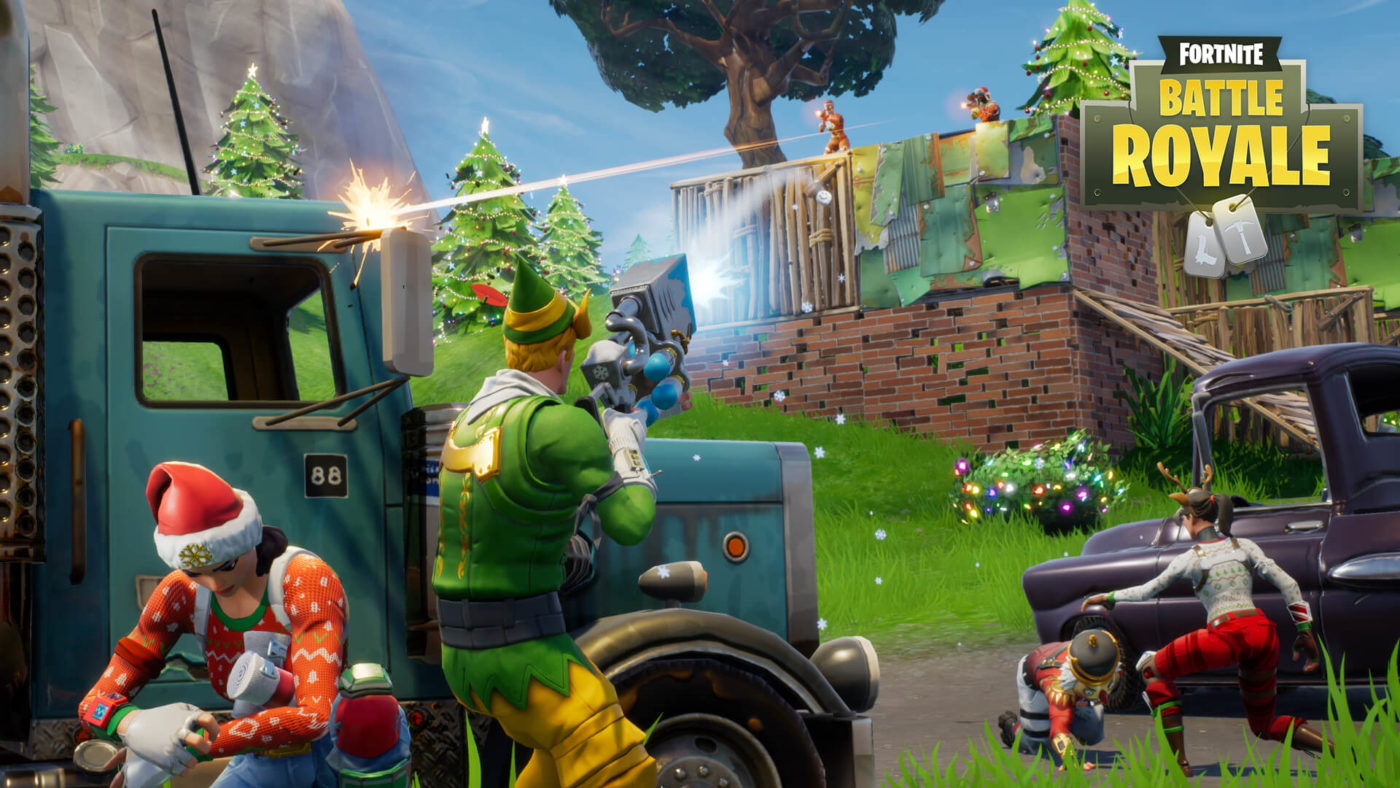 Fortnite Bugs Plague Game After Update Players Suffering Reloading & ADS Issues