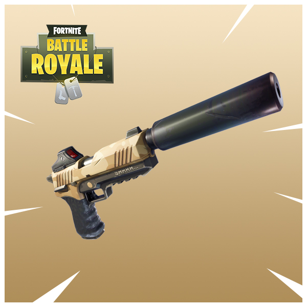 Fortnite Silenced Pistol Update Will Be the First of the Year for the Game, Here's What's to Expect