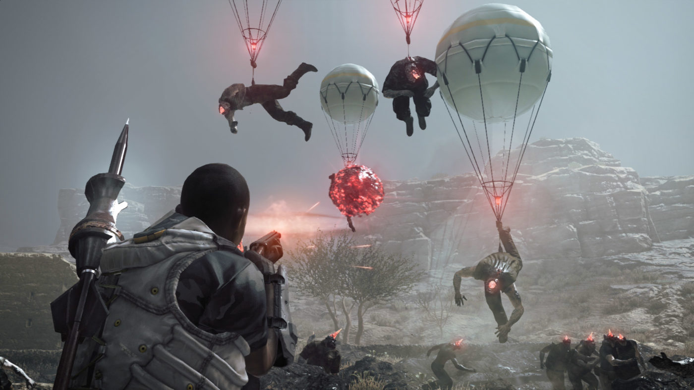 metal gear survive second beta