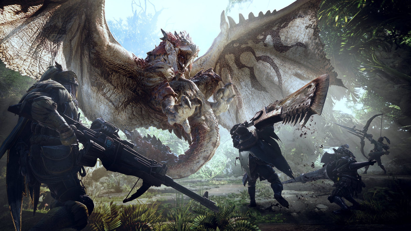 Take Down the Nergigante in Third Monster Hunter