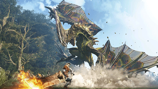 Monster Hunter World Review – Beast Mode