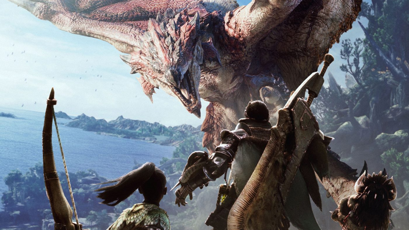 Monster Hunter: World Sales Figures Show Huge Success, Smashing Previous Records