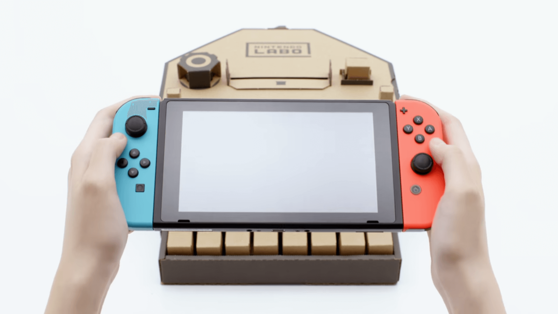"Nintendo Reveals the Nintendo Labo ""Interactive Build-and-Play Experiences"""