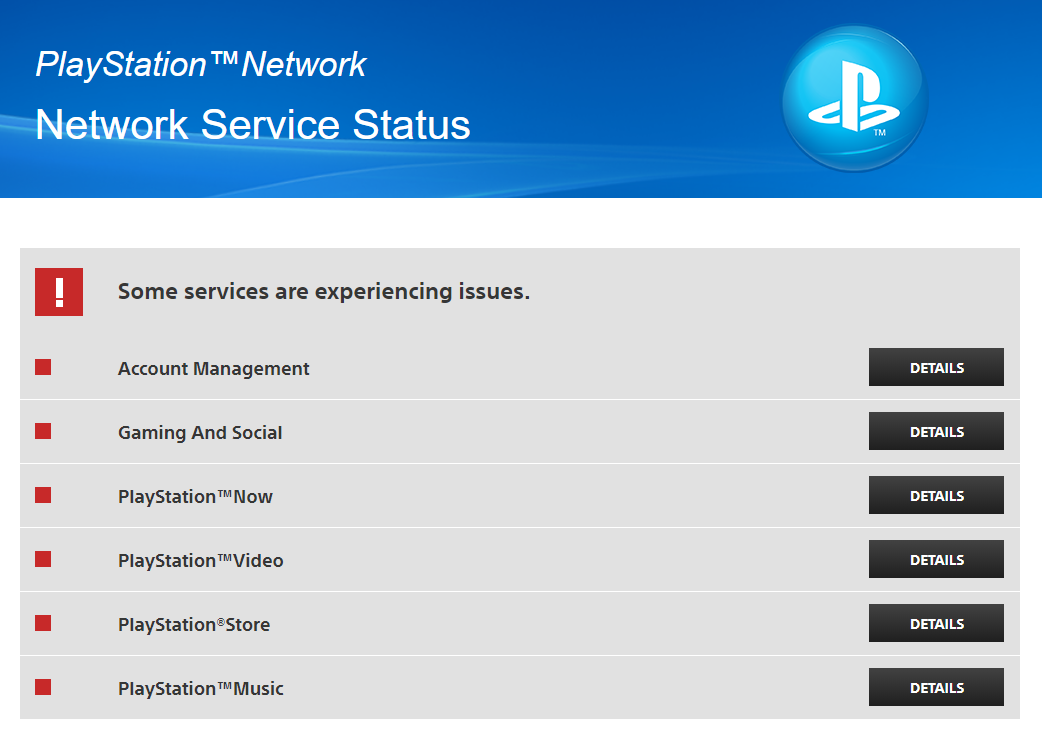 PSN Down for Many Players, Affecting Users Worldwide (Update 3)