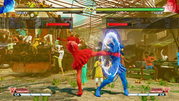 street fighter 5 update, Street Fighter V Update Punches Out, Adds Arcade Edition Content, MP1st, MP1st