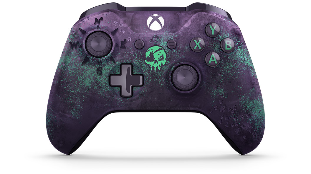 Sea of Thieves Is Getting a Dope Custom Xbox One Controller