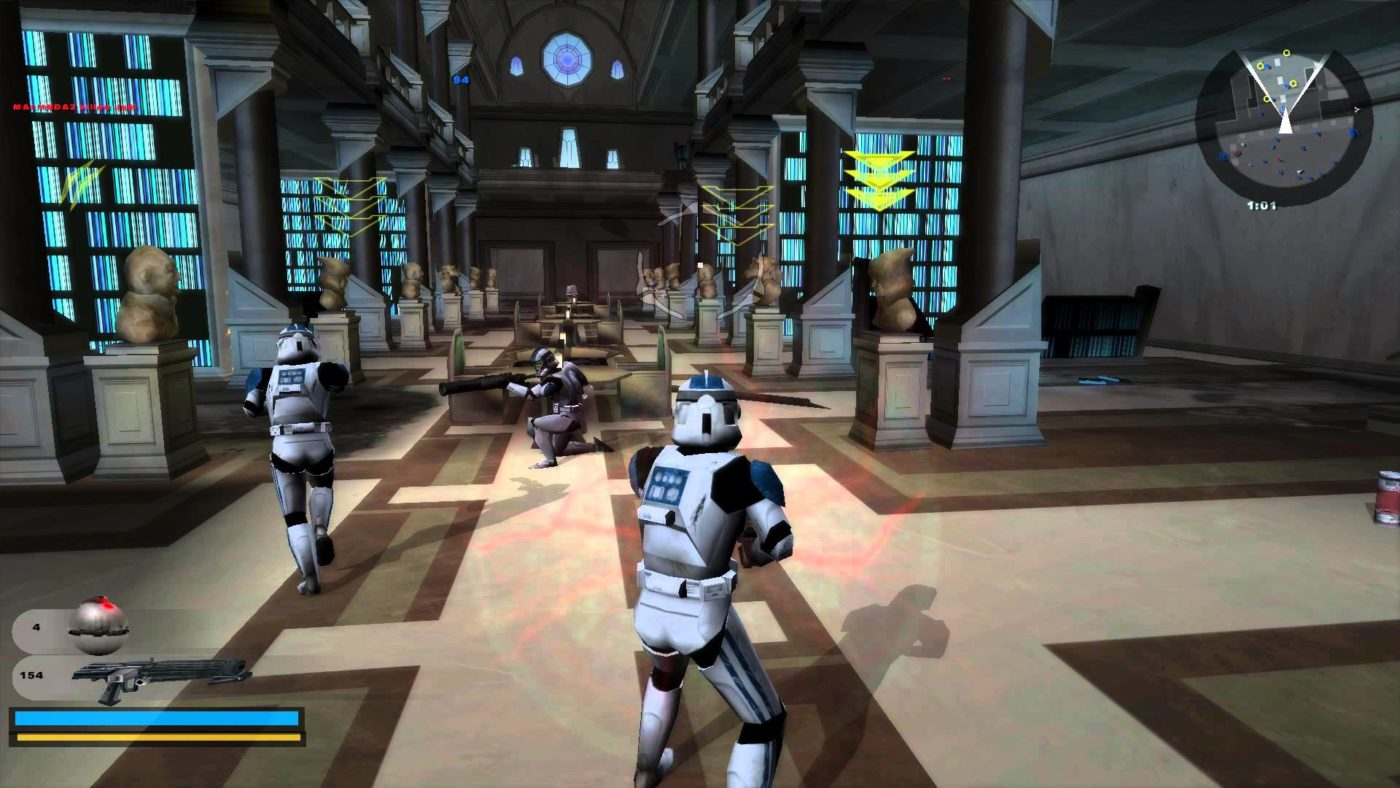 Star Wars Battlefront 2 2005 Update Rolled Out For Real