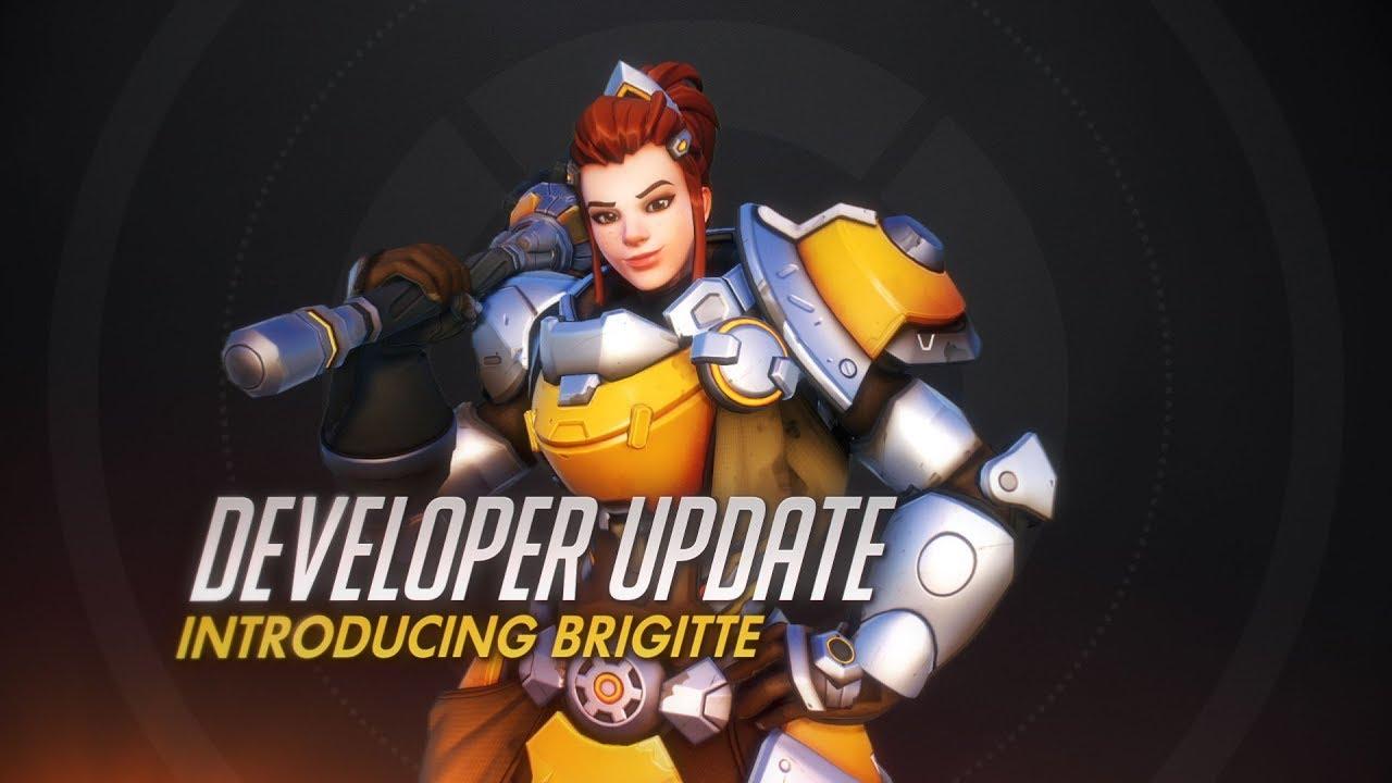Overwatch Brigitte