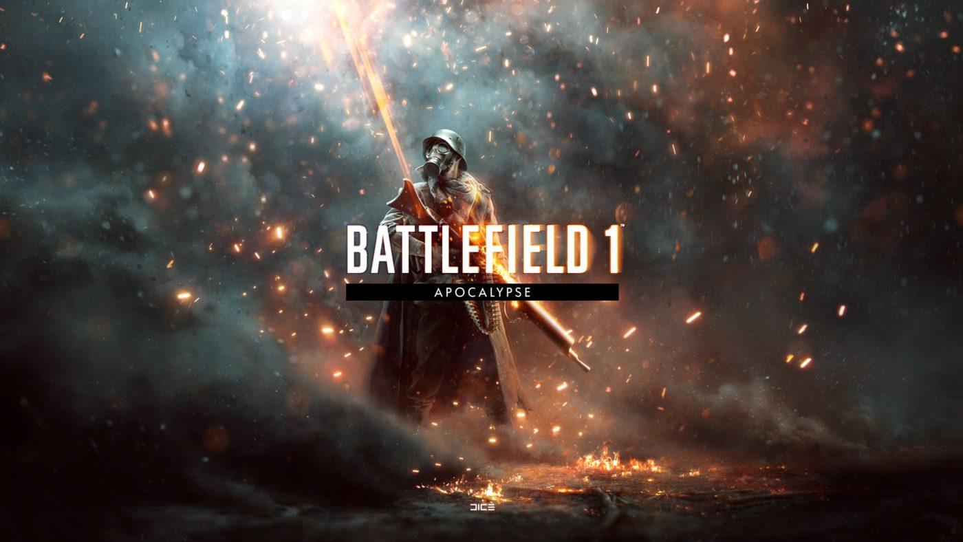 Battlefield 1 Apocalypse Weapons