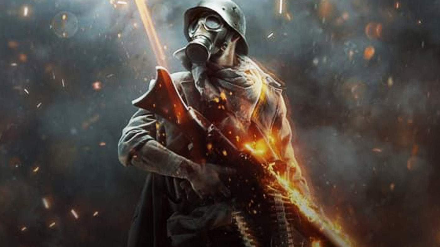 Battlefield 1 Apocalypse Weapons