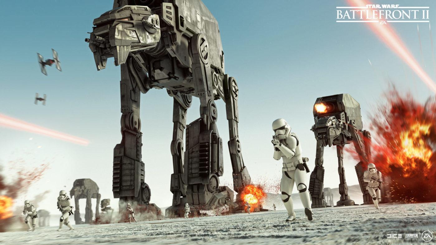Battlefront 2 Clone Wars DLC
