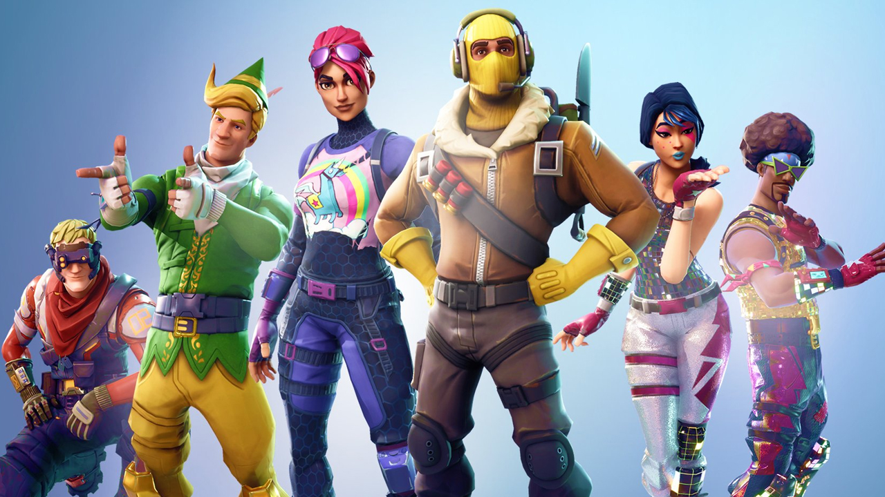 Fortnite Servers Down Caused By Record Setting Number of Players