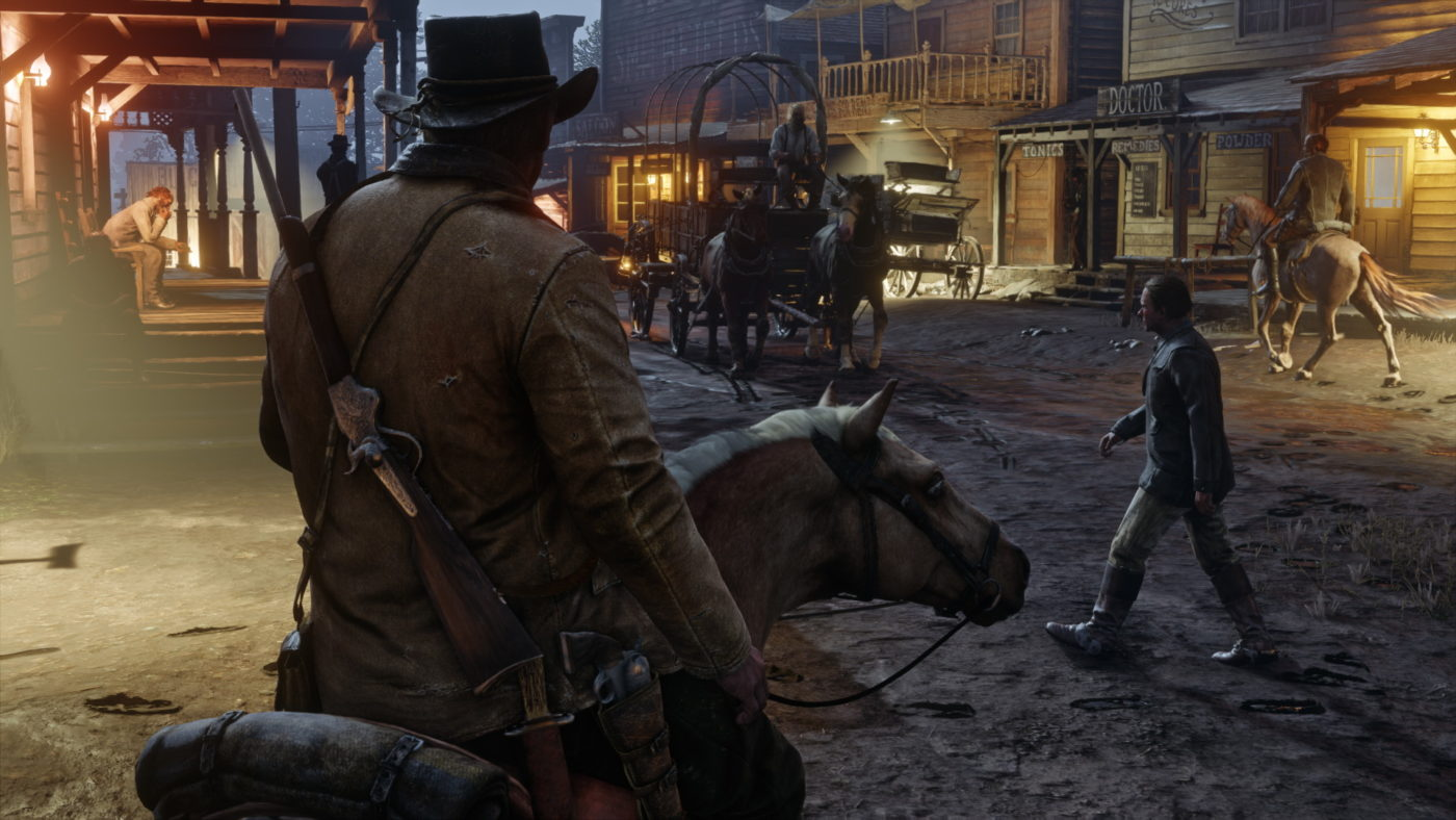 Report: Red Dead Redemption 2 Multiplayer Battle Royale Mode, First-Person Option & More Leaked