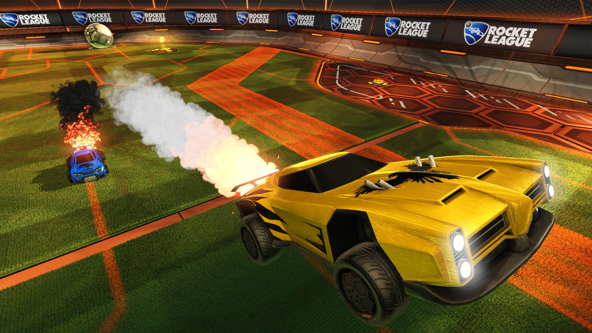 Rocket League Future Updates