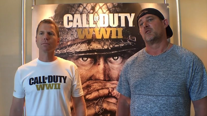 COD WWII condrey and schofield