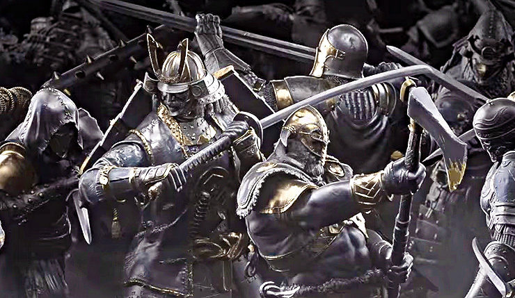 For Honor Update 1 19 Introduces Season 5 Timed Event