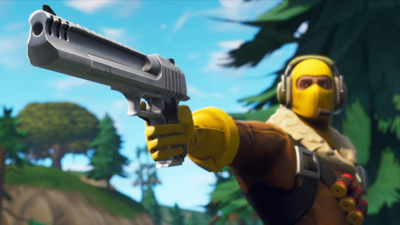 fortnite hand cannon stats