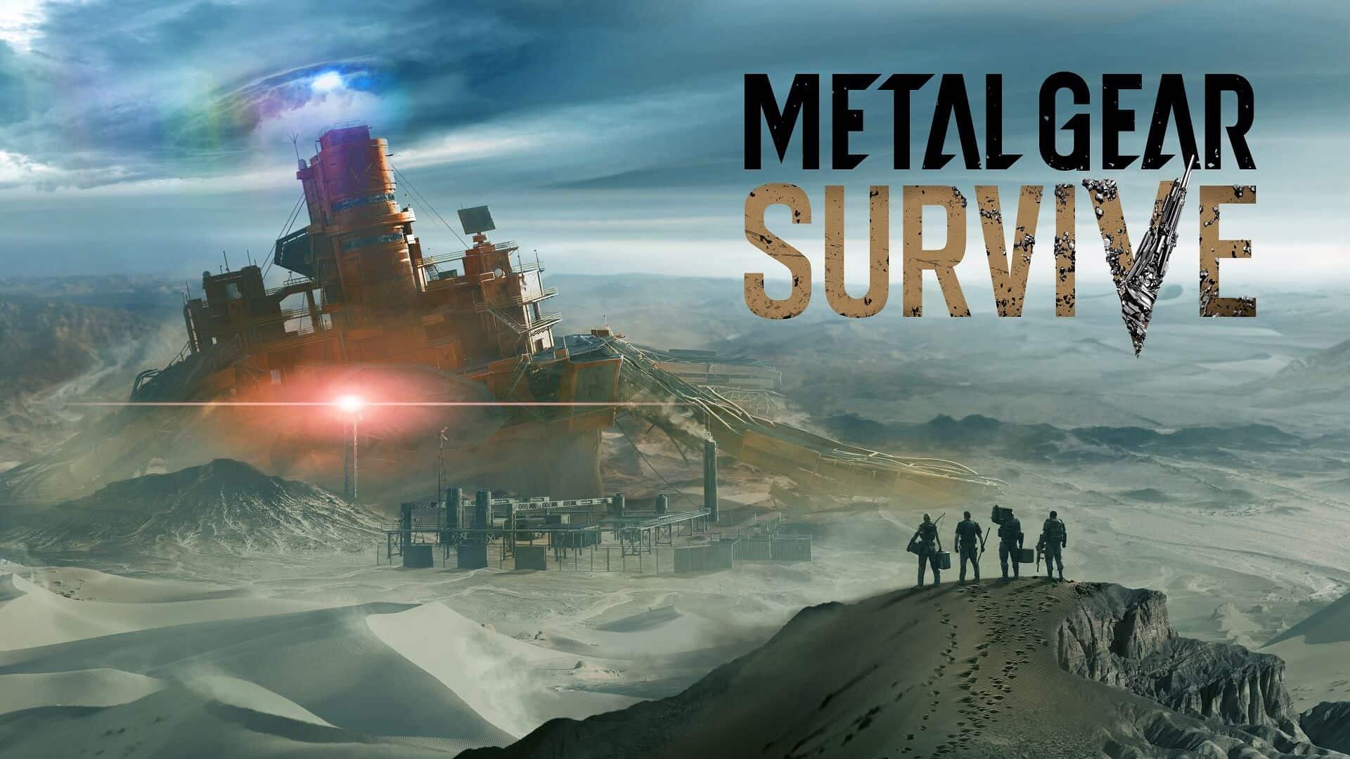 metal gear survive sales figures