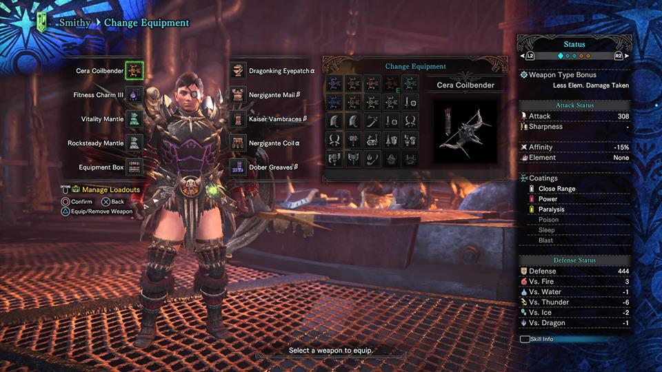 Monster Hunter World Bow End Game Build Guide - What Armor