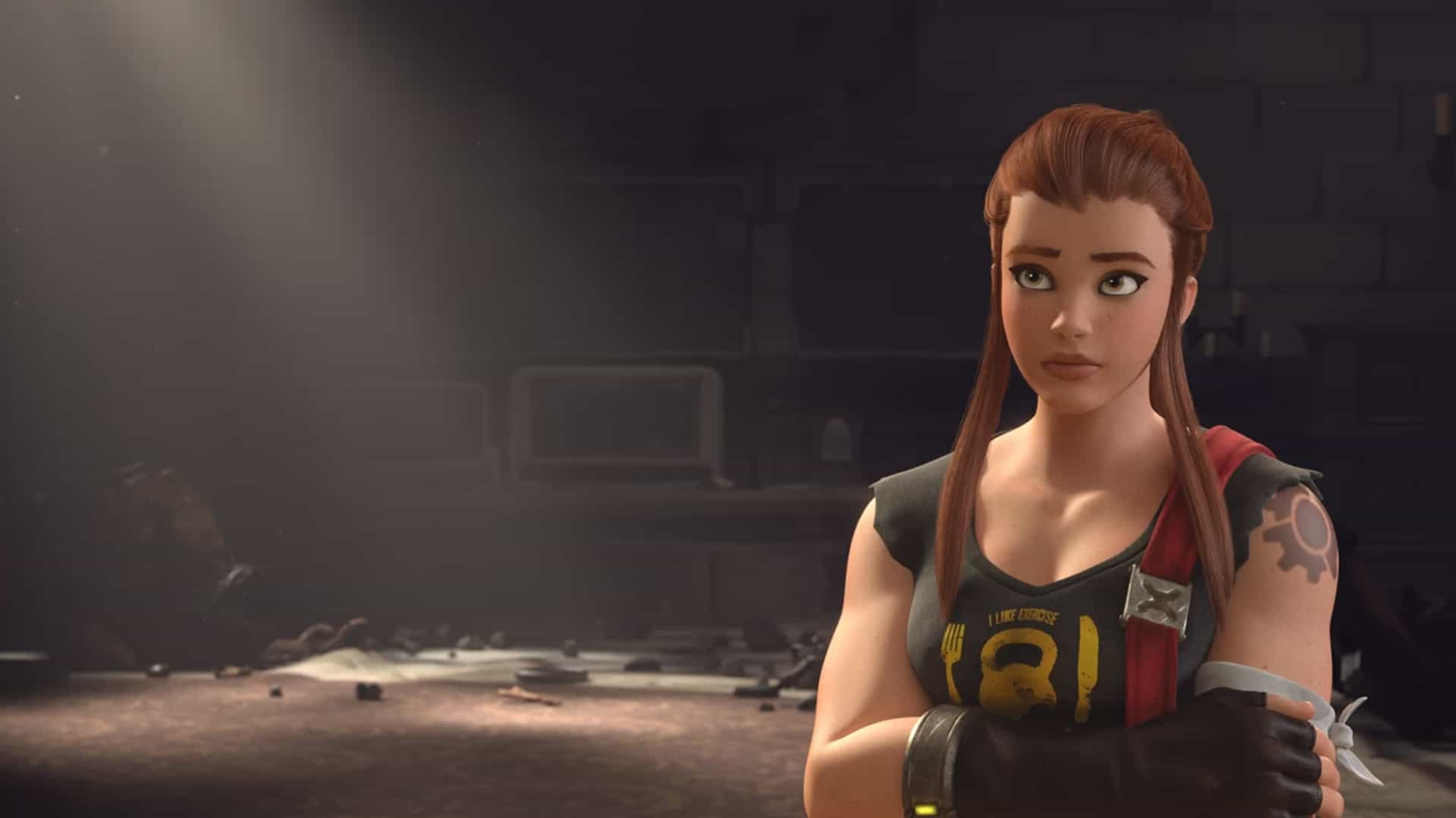 Second Clue Hints At New Overwatch Hero Being Brigitte Lindholm