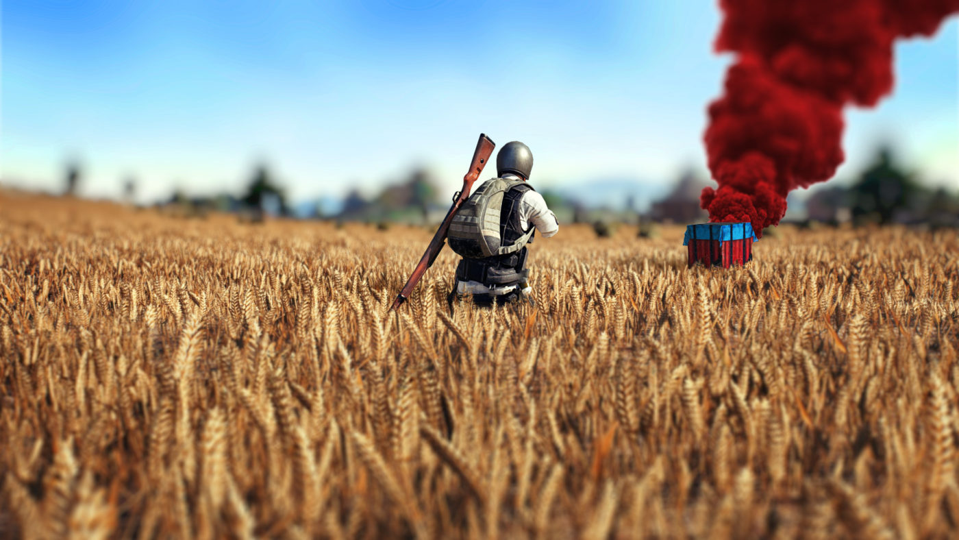 PUBG Player Count Dips for First Time Ever