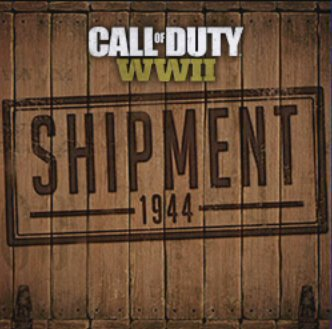 Call of Duty WW2 Shipment 1944