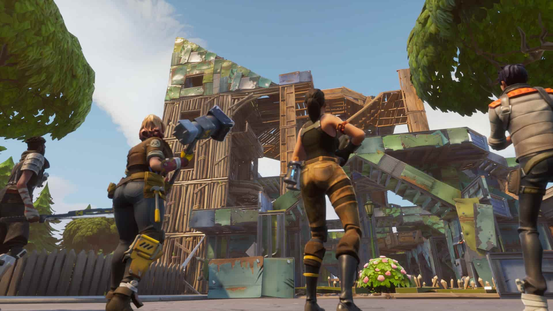 Fort Designer Lets You Share Your Fortnite Creations With the World