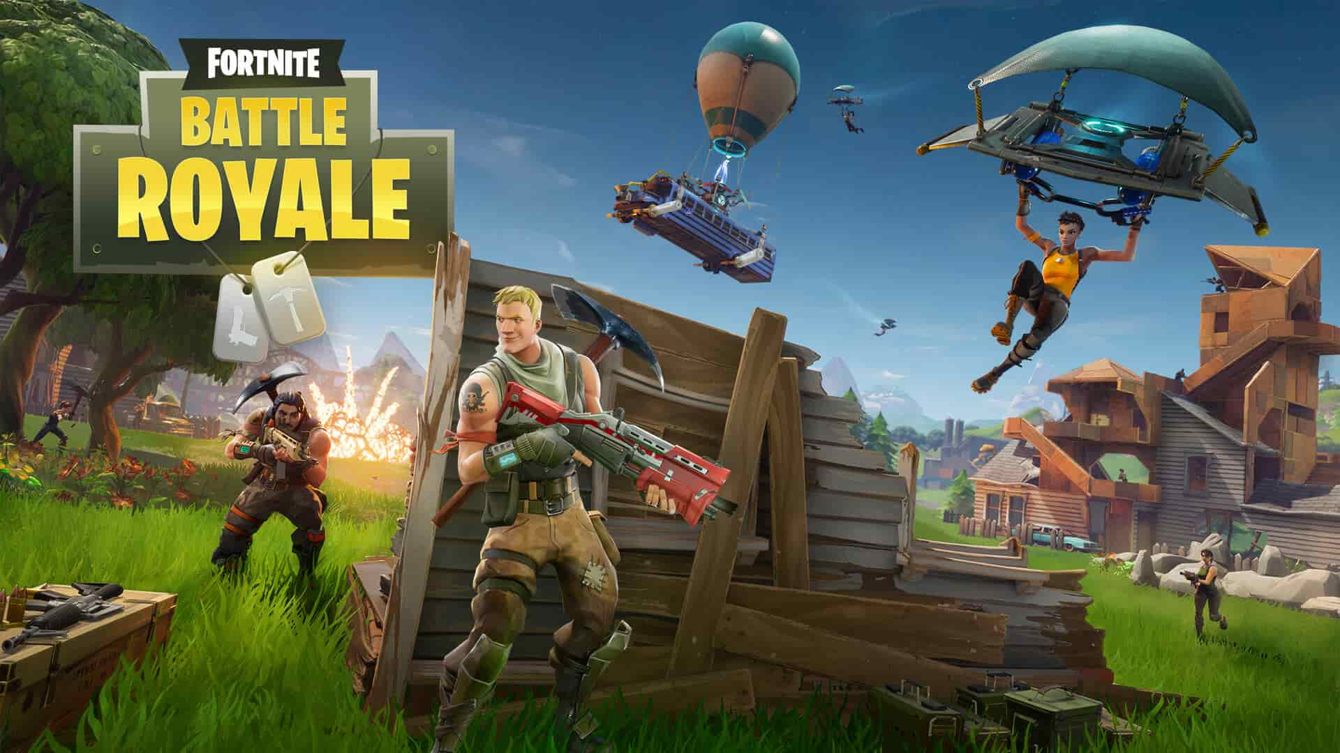 Fortnite 3.4.1 Update