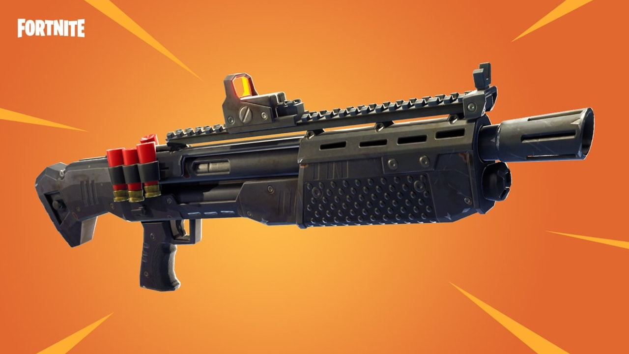 Fortnite New Shotgun: New Heavy Shotgun Is Now Live