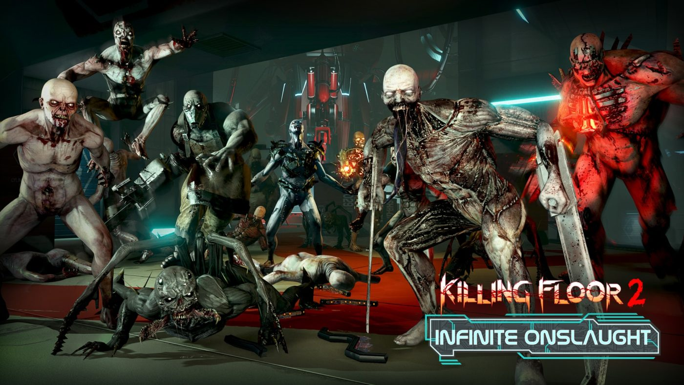 Killing Floor 2 Infinite Onslaught DLC Out Now, Adds New Character, Maps & More