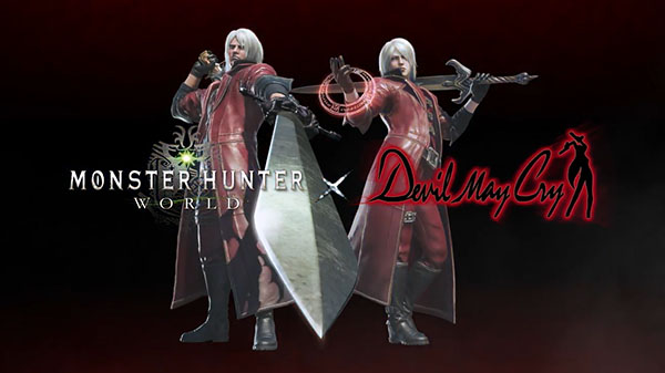 Monster Hunter World Devil May Cry Collaboration Announced, Watch the Trailer Now