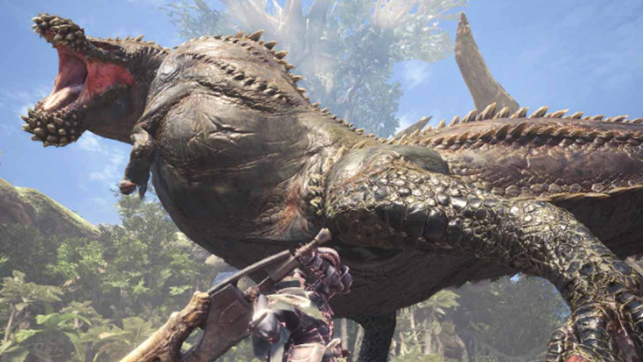 Monster Hunter World Deviljho Release Date Revealed Free DLC Coming Soon