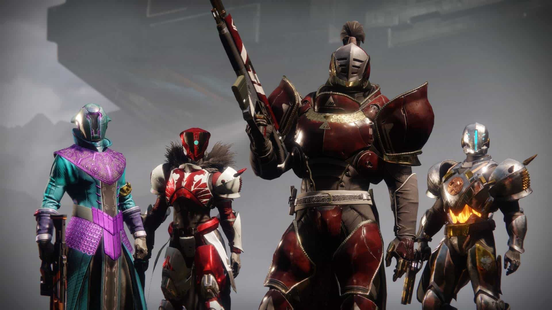 New Destiny 2 Faction Rally Rewards May Cause New Monarchy Defeat