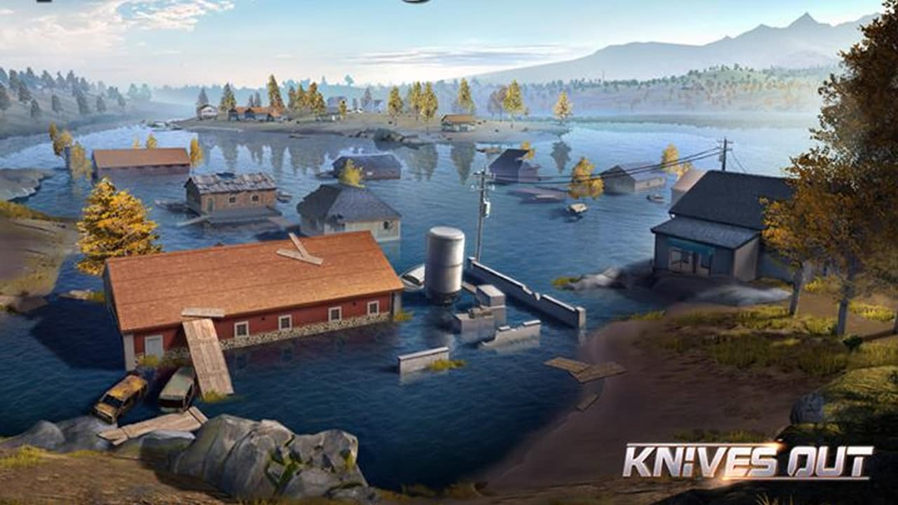 New Knives Out Map