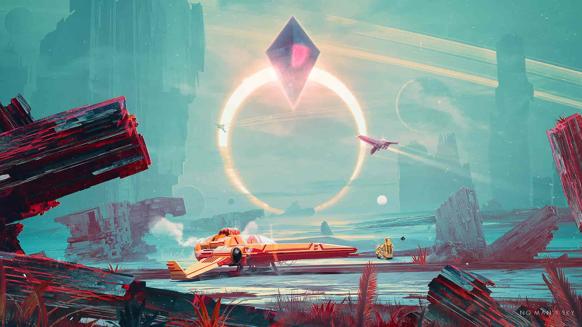 "No Man's Sky Xbox Version Revealed Alongside ""NEXT"" Expansion"