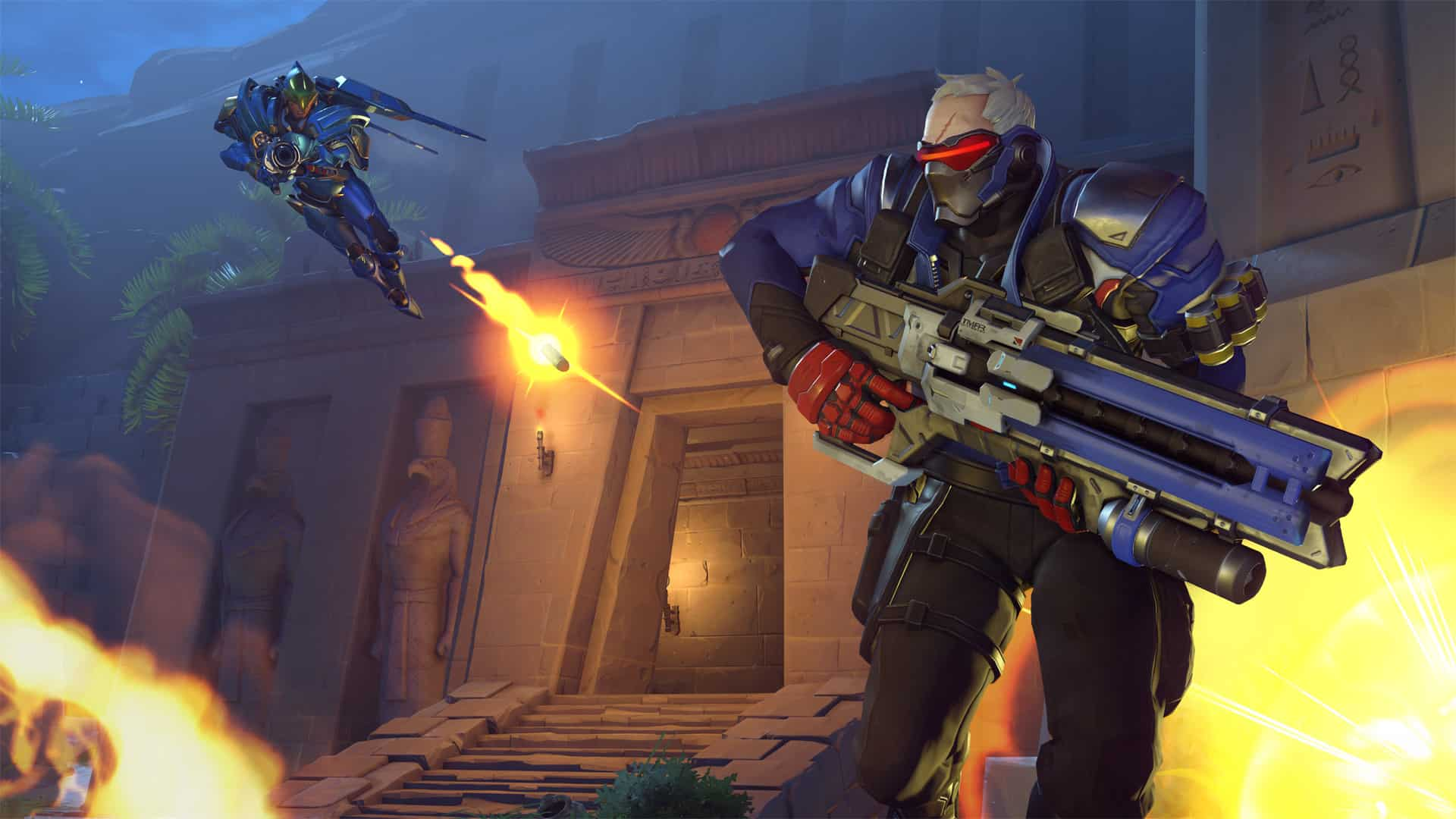 Overwatch Avoid As Teammate Lets You Block Useless Players