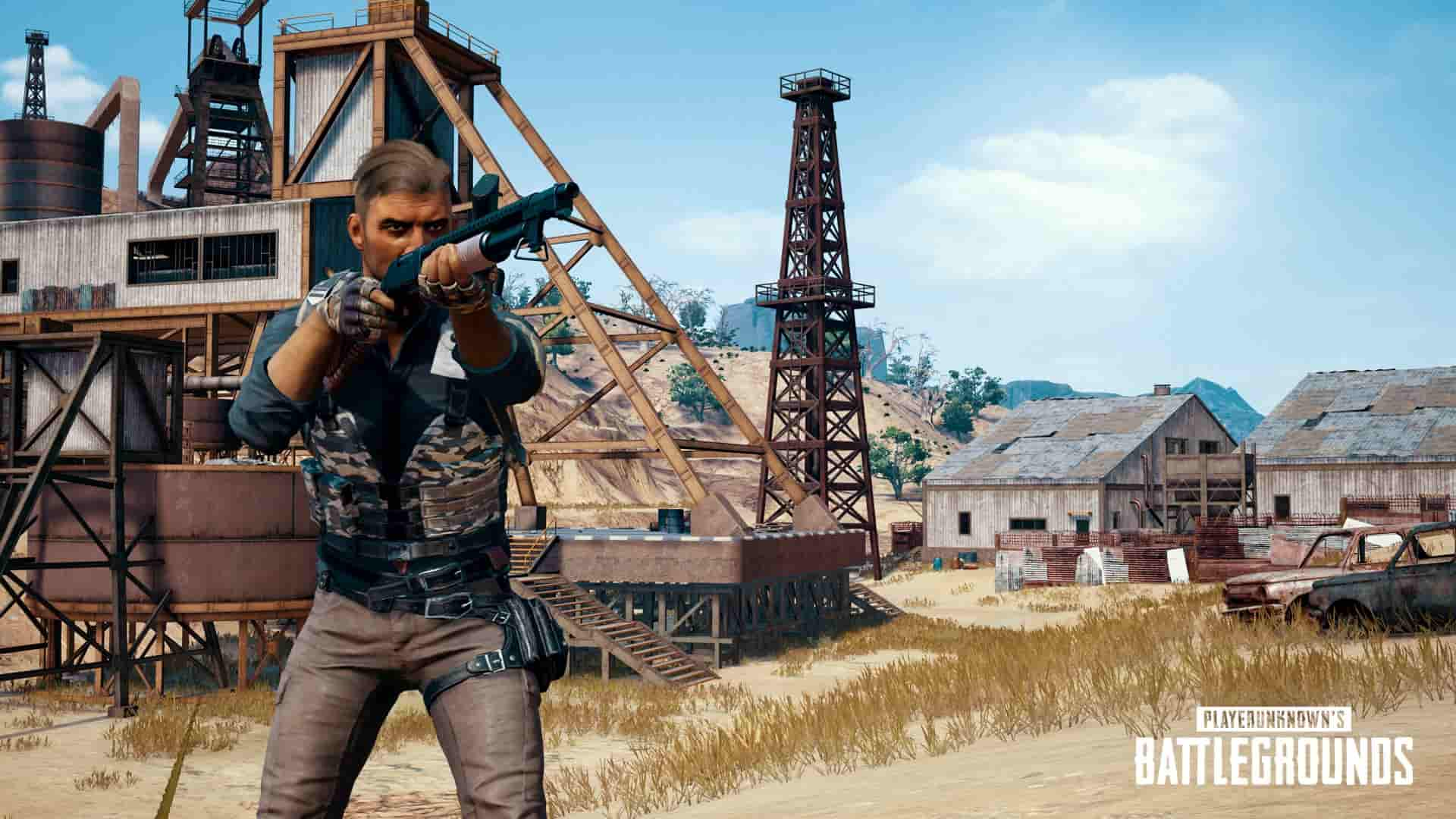 Pubg Flare Gun Miramar Event Is Now Live For A Limited Time Mp1st