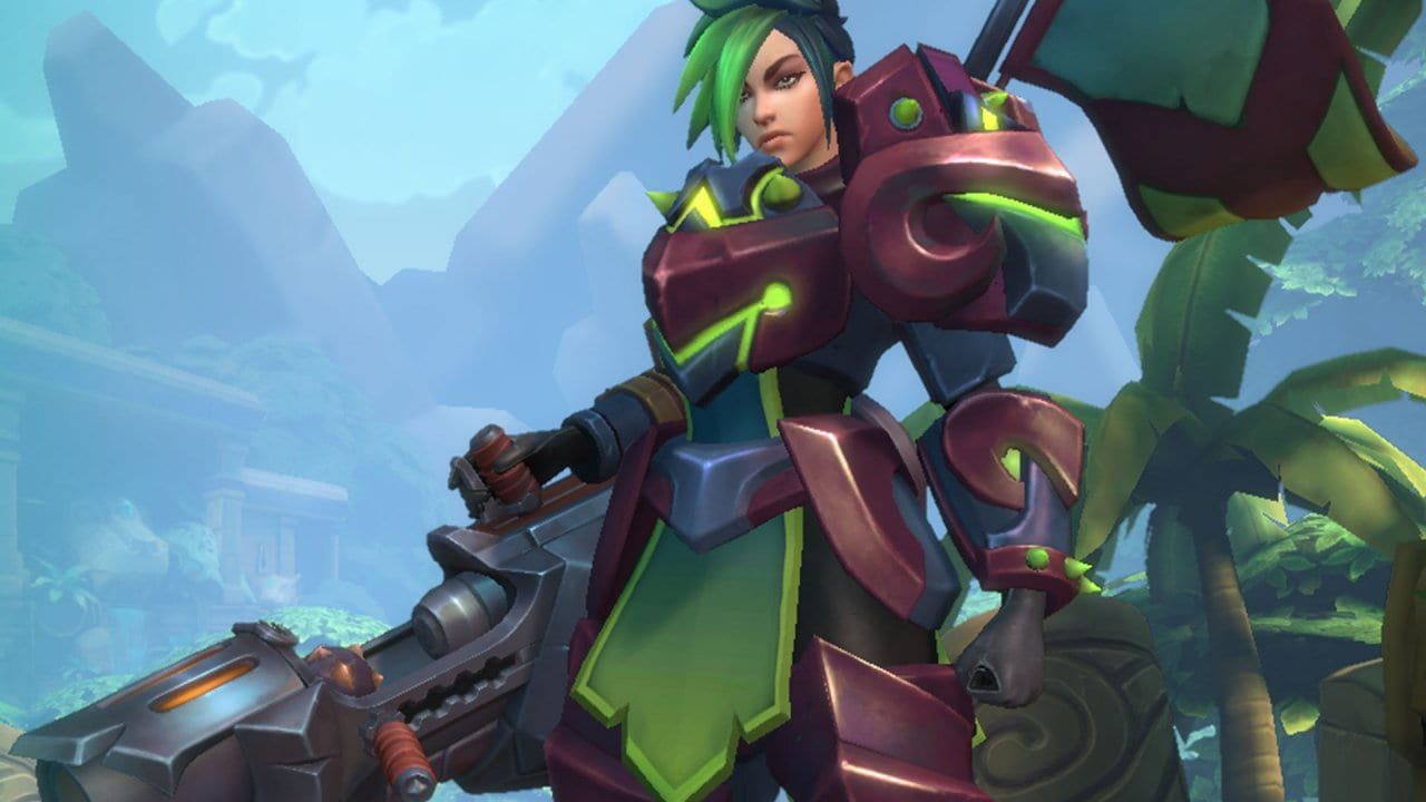 New Overwatch hero looks like one of our heroes, says Paladins maker