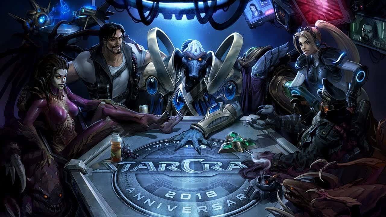 StarCraft Anniversary