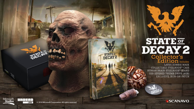 State of Decay 2 Collectors Edition
