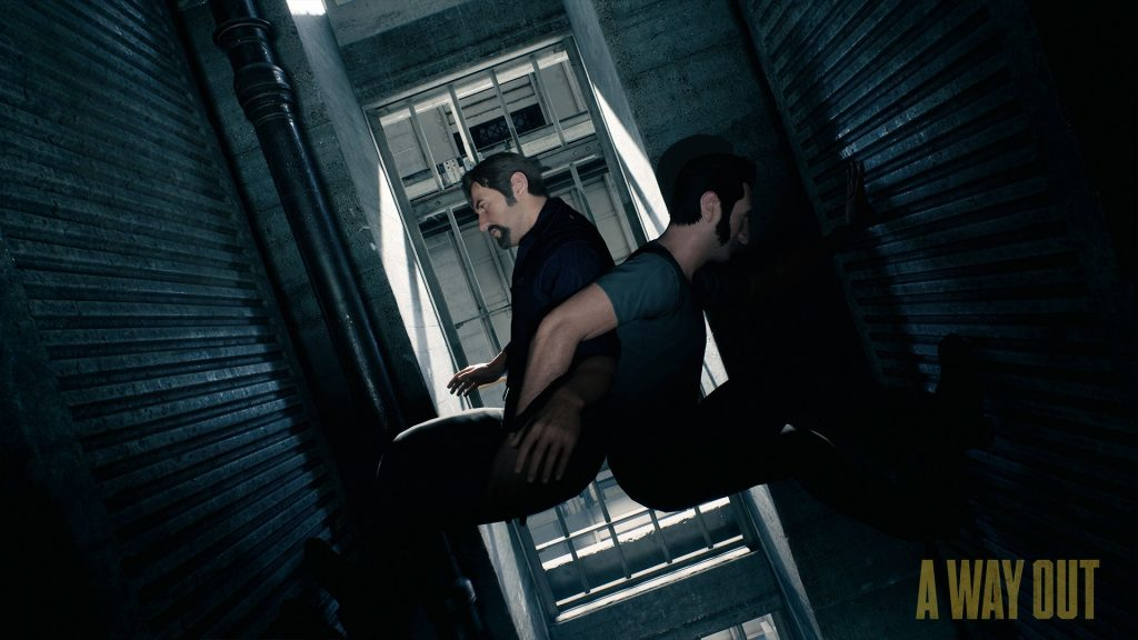 A Way Out Review: Brilliant Co-Op With a Ton of Heart