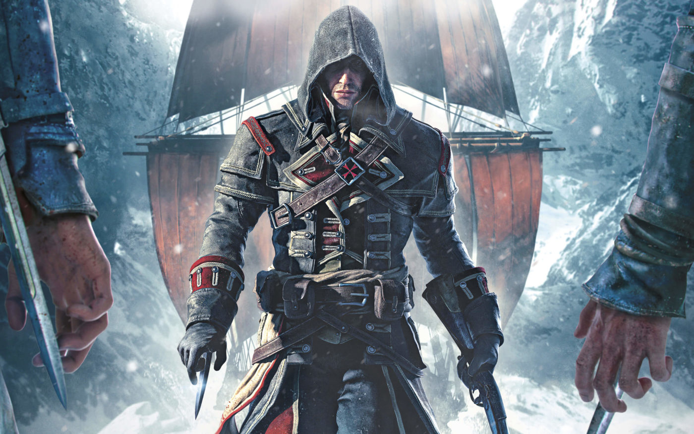 Assassin's Creed Rogue Remastered Releases Today