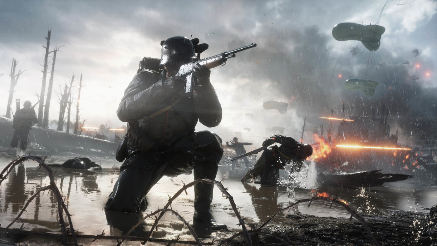 Report Battlefield 2 Is Battlefield 2018 Set During WWII