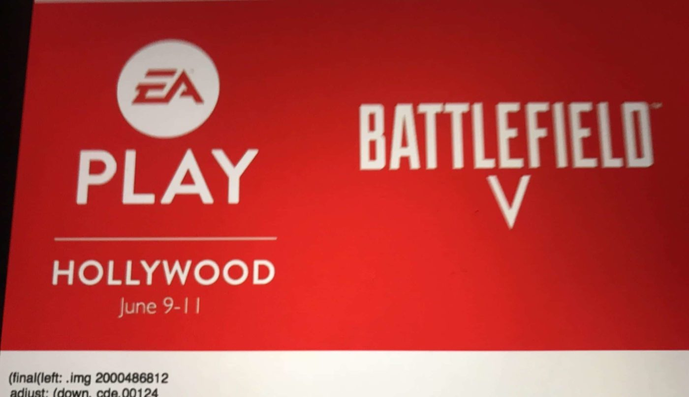 battlefield v ea play