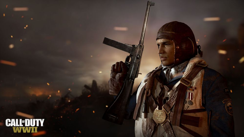 Call of Duty: WWII Supply Drops to Have Lower Duplicate Rates, No More New Pistol Grips Added