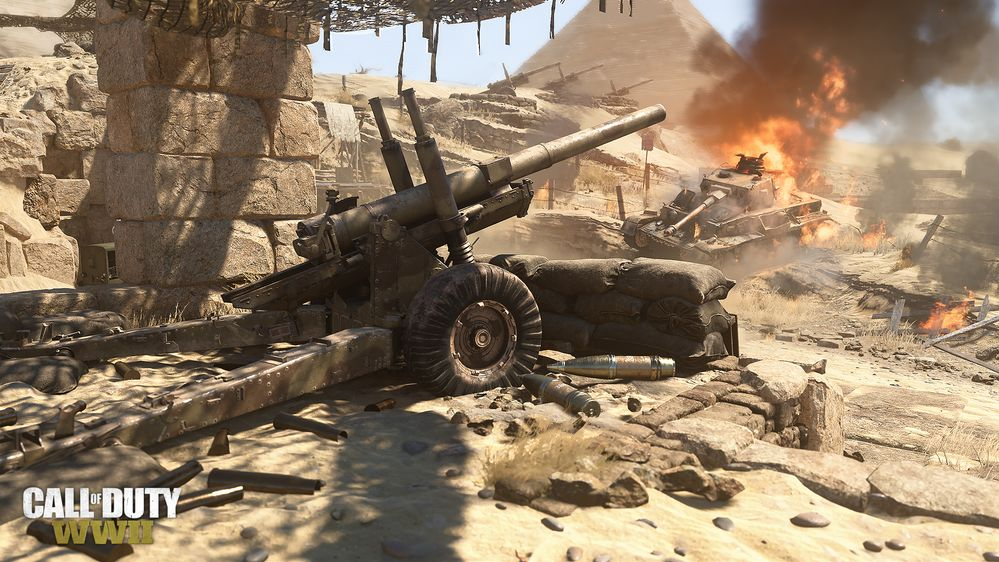 Call of Duty: WWII War AFK Timer Now Added, Community Update for the Week Out