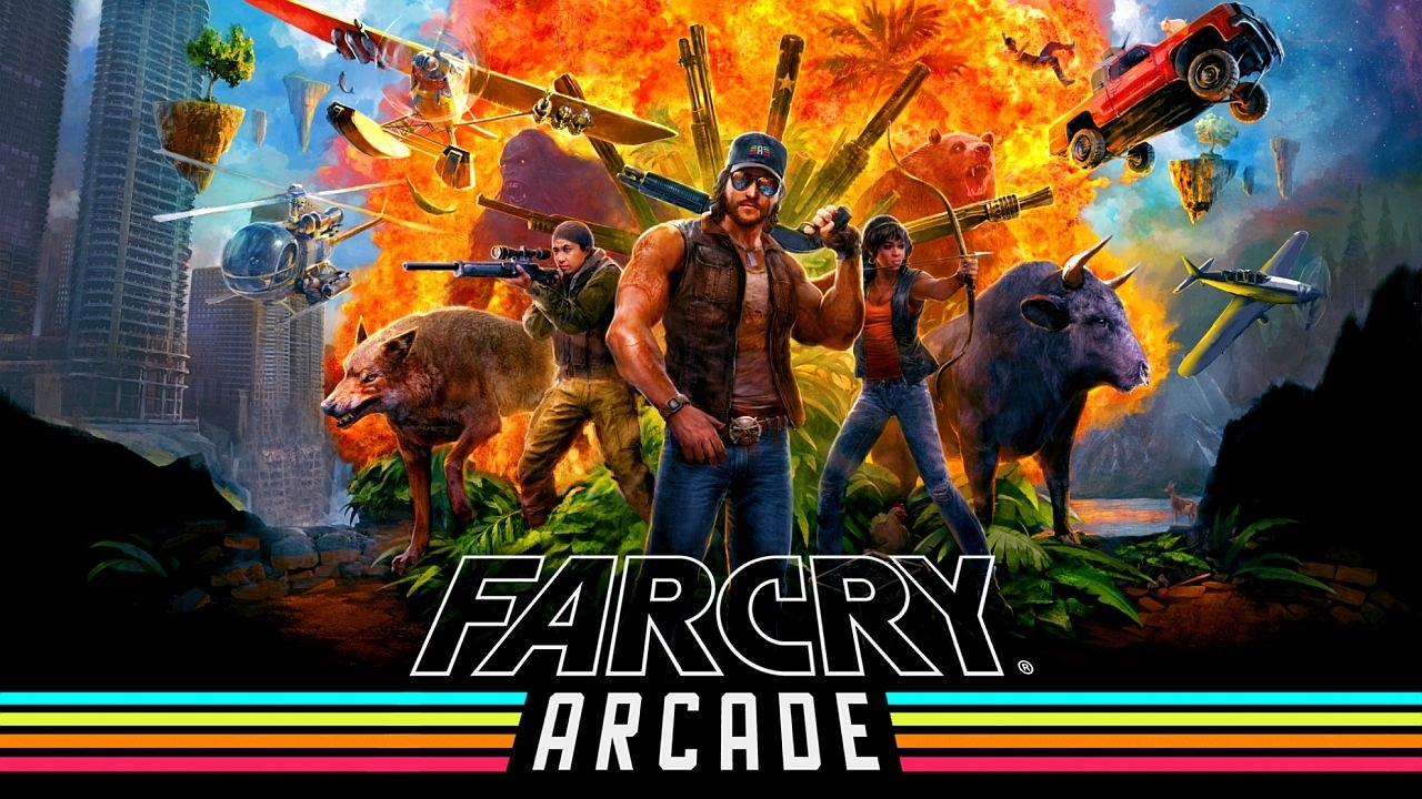 far cry 5 arcade map editor