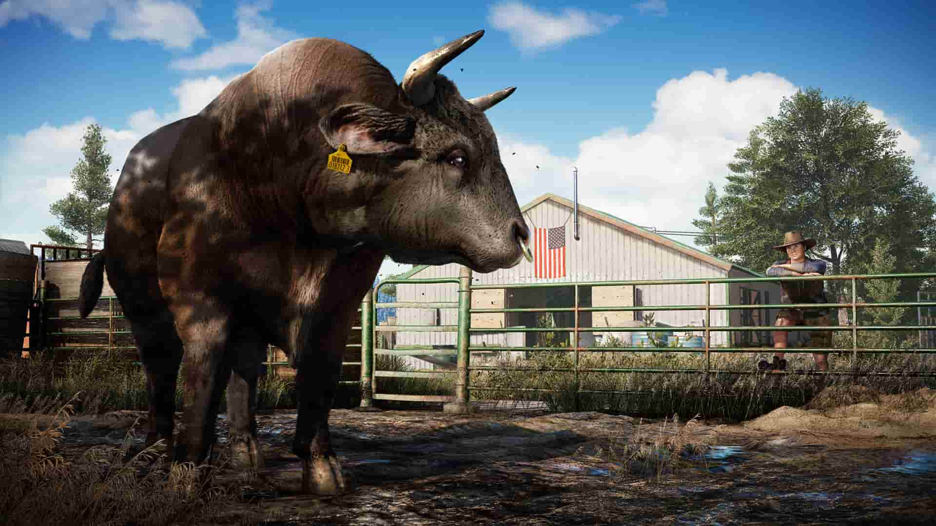 "Far Cry 5 Microtransactions Won't Be Cosmetic Only, Will Also ""Save Time"""