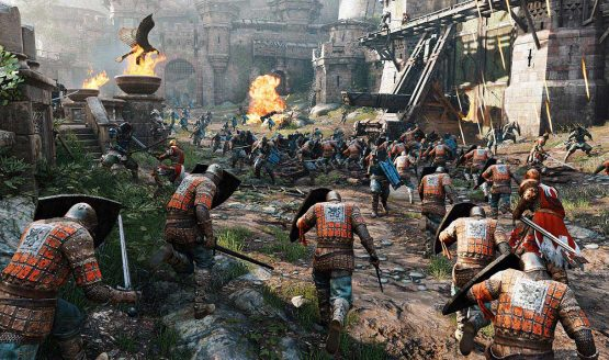 For Honor Bringing Dedicated Servers to Xbox One and PS4 Tomorrow